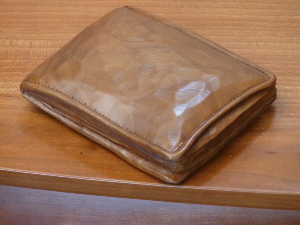 Walnut wallet